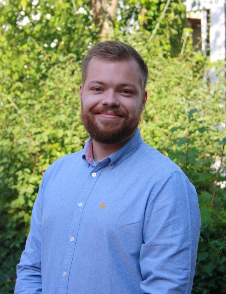 Kandidatur Landesvorstand Fabian Nowald